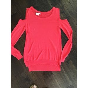 NWOT Feel the Piece Terre Jacobs Sweater M/L